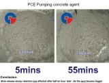 use method of CL-SR-50 polycarboxylate superplasticizer concrete admixture