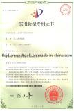 diamond tool patent 7