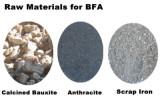 Raw materials for BFA