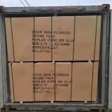 Plywood Door Skin Pick Up Container.