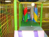 indoor playground real case boxing bag