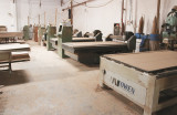 Our Wooden Cabinet Factory
