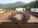 Wood Plastic Composite WPC Decking Flooring