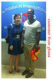 Customer from Ghana
