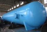 Horizontal Tank for Chemical Liquid and Water