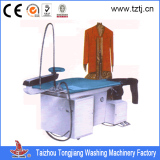 220-380V Vacuum Laundry Ironing Platform, Steam Vacuum Ironing Table