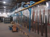 Workmanship of spraying plastics