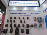 CHZIRI Electrical attendend the Canton Fair 1