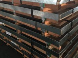 Stainless steel sheet package