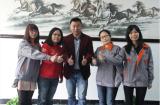 DGHY sales team