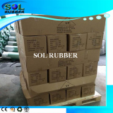 Rubber pad package