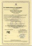 FCC for SG007