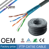 Sipu Best Price FTP Cat5e LAN Cable for Network