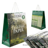 Water-Proof Paper Bag Stone Paper Rich Mineral Paper Double Coated