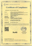 RoHS Certificate