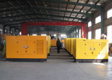 Diesel Generator After Assembled