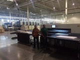 220cm Cutting system in Mexico