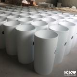 Pedestal sink manufacturing