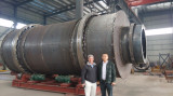 South Africa customer visit our factory