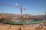 Construction Project in Quyang