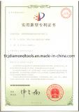 diamond tool patent 12
