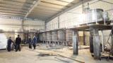 System for Phosphoric acid storage installed