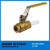 Lead Free Lockable Brass Ball Valve