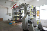 Six Color Flexographic Printing Presses