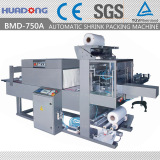 BMD-750A Automatic Sleeve Sealing & Shrink Packing Machine
