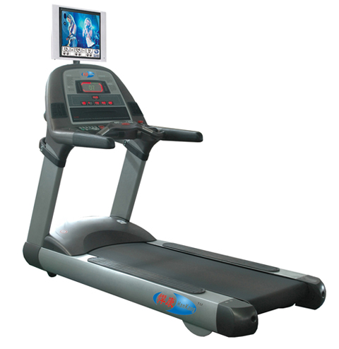 AC Deluxe Motorized Treadmill / HT-3000B