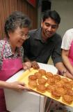 when moncake meet homphon′s oven