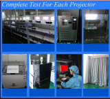 complete test for each projector