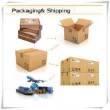 packaging and shipping
