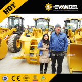 Paraguay Client Inspected XCMG Loader & Excavator Before Shipment