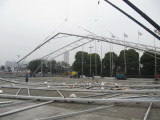 tent install