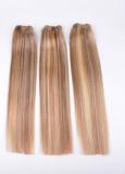 Human hair extenions, human hair, remy hair weft