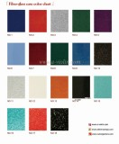 Fiberglass Case Color Chart