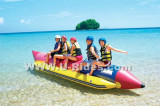 5 seats inflatable banana boat for sale