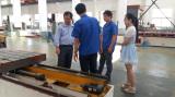 Vietnam Customers visiting