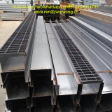 hot dip galvanized steel channel grating