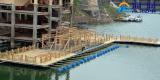 Longqi Bay No. 1 yacht wharf project