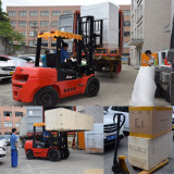 Powder Coating booth Loading From Our Factory to Ecuador
