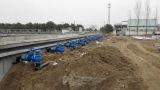 gate valves on site
