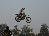 Our team win champion in national product team of motocross race