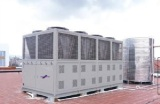 Air cooled water chiller for Chemical Factory in Vietnan