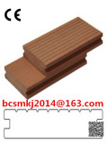 Wood plastic composite wall cladding with SGS,ISO, CE etc