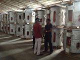 500kg induction melting furnace for smelting metals