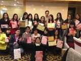 The 2015 Annual Party of Sunshine Nonwoven Fabric sales team