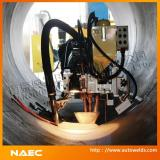 Innovated Technology- Double AC Square Wave Double Wire Double Arc High Efficient Sub-Arc Welding