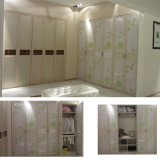 Swing Door Wardrobe Area